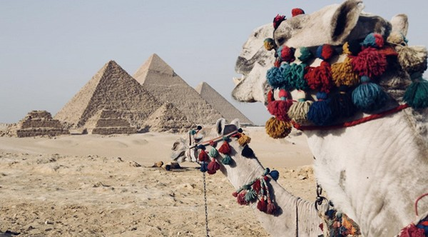 egypt krajina pyramíd