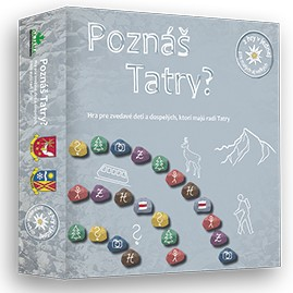 hra Poznáš Tatry?