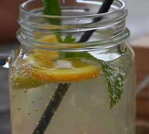 limonáda z medovky