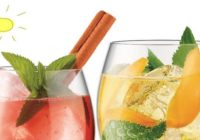 Letné šumivé osvieženie. 2 recepty na lahodné miešané nápoje