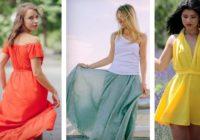 Aké šaty letia počas leta? Poradíme strihy, modely aj vzory