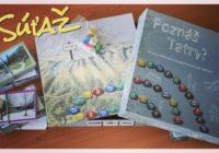 SÚŤAŽ ospoločenskú hru Poznáš Tatry