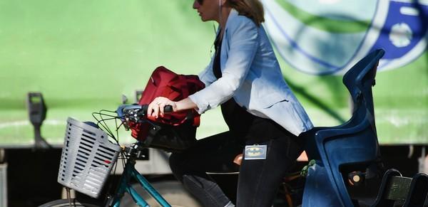 správna sedačka na bicykel