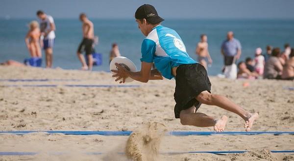frisbee šport