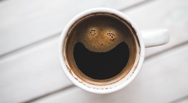 lepší deň vďaka lahodnej káve