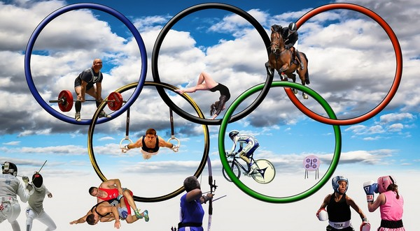 športy na olympiáde