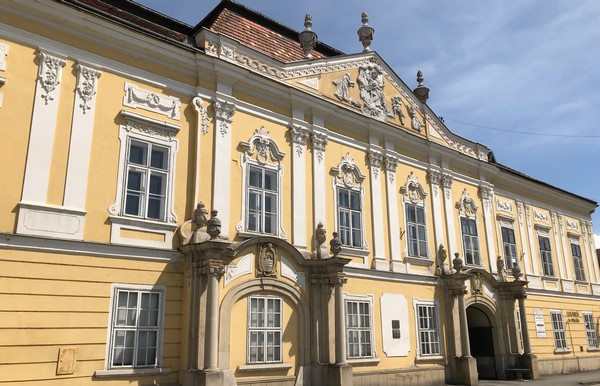 Župný dom v Prešove.