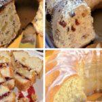 4 recepty na bábovky | Hrušková, jablková, citrónová a malinová
