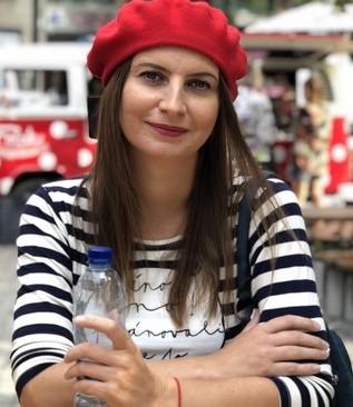 autorka Mária Bejdová