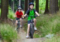 Ako ochrániť deti počas bicyklovania