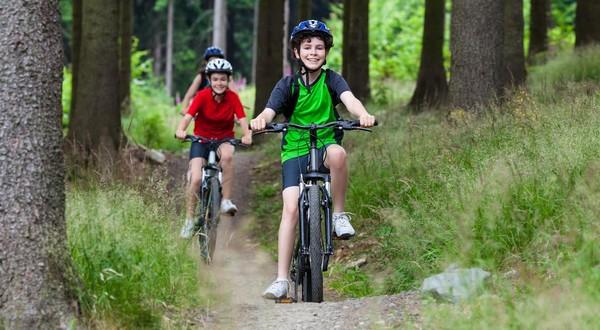 ako ochrániť deti pri bicyklovaní