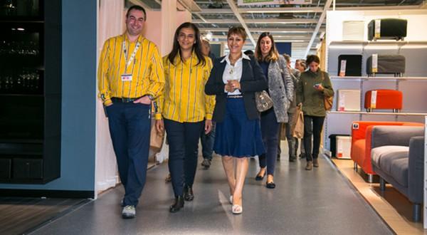 Mounia El Hilali, generálna riaditeľka IKEA Česká republika, Maďarsko a Slovensko (CZHUSK)