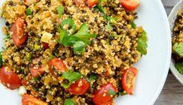 Čo je quinoa a ako ju pripraviť? Recept z quinoy