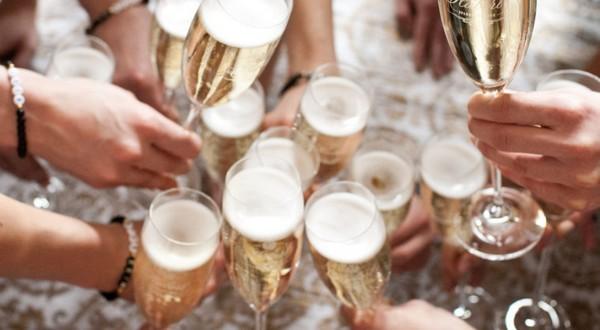 šampanské hubert svet bubliniek