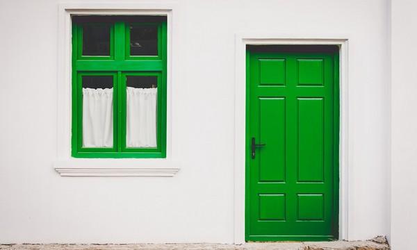 vchodové dvere podľa feng šuej