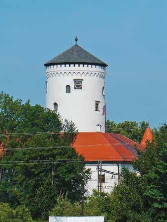 veža Budatínskeho hradu