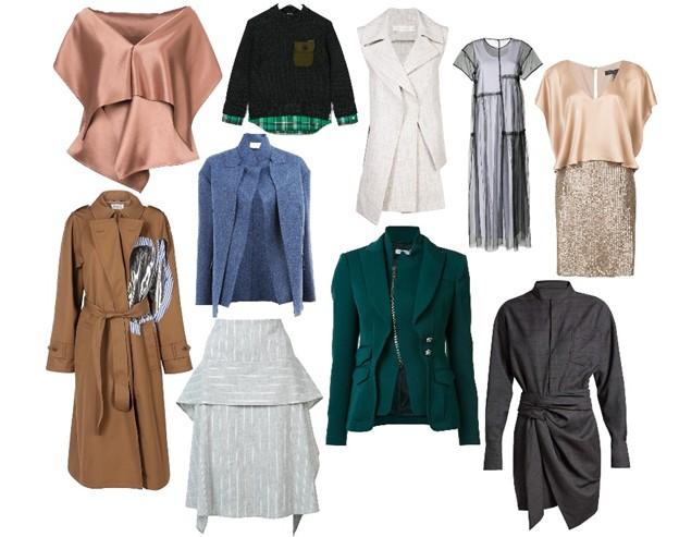 vrstvenie - módne trendy na jeseň