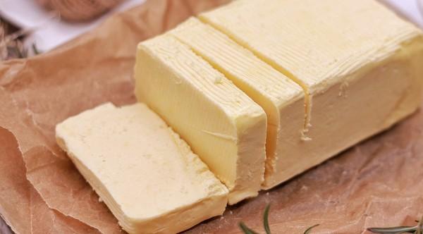 recept na maslo ghí