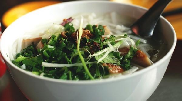 vietnamská polievka pho bó
