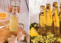 2 liečivé domáce sirupy: zázvorový alipový sirup s medom