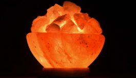 Soľná lampa. Liečivý zázrak nielen na problémy sdýchaním