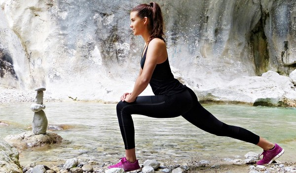 strečingom proti svalovici
