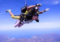 Tandemový zoskok. Adrenalín pre tých, ktorých láka krásna obloha