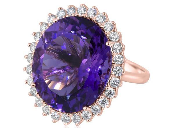prsteň alo diamonds