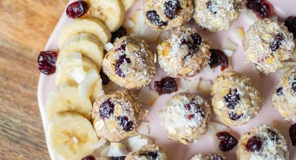 kokosovo-vanilkové guľky od Lucy Pug