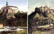 Nitriansky hrad a hrad Gýmeš. Turistická prechádzka za históriou