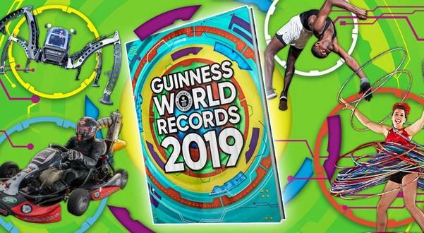 Guinessova kniha rekordov