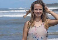 """Digitálna nomádka Silvia Púchovská: """"Riadim sa podľa predpovede vĺn a počasia."""""""