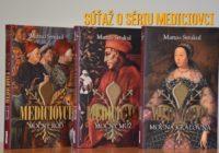 Taliansky autor historických bestsellerov Mediciovci v Bratislave