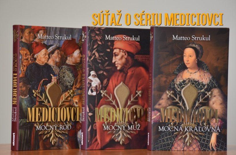 súťaž o sériu Mediciovci