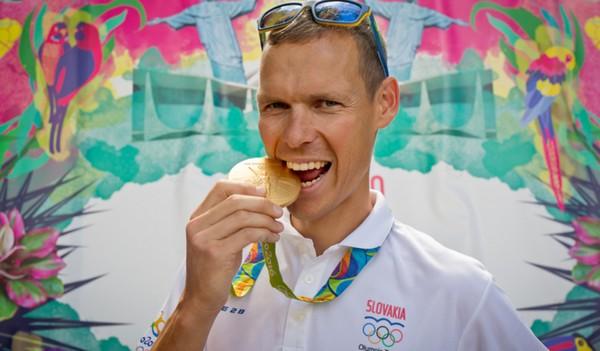 Matej Tóth olympijský víťaz