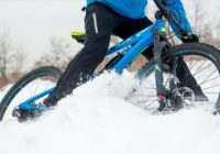 Detský bicykel (ne)odkladajte ani v zime