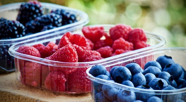 bobuľové ovocie