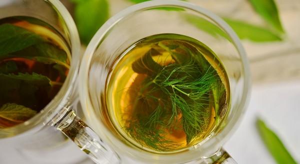feniklový čaj