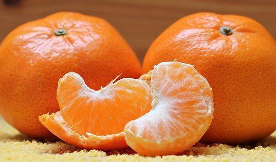 prijímate dostatok vitamínov? napríklad v mandarinkách?