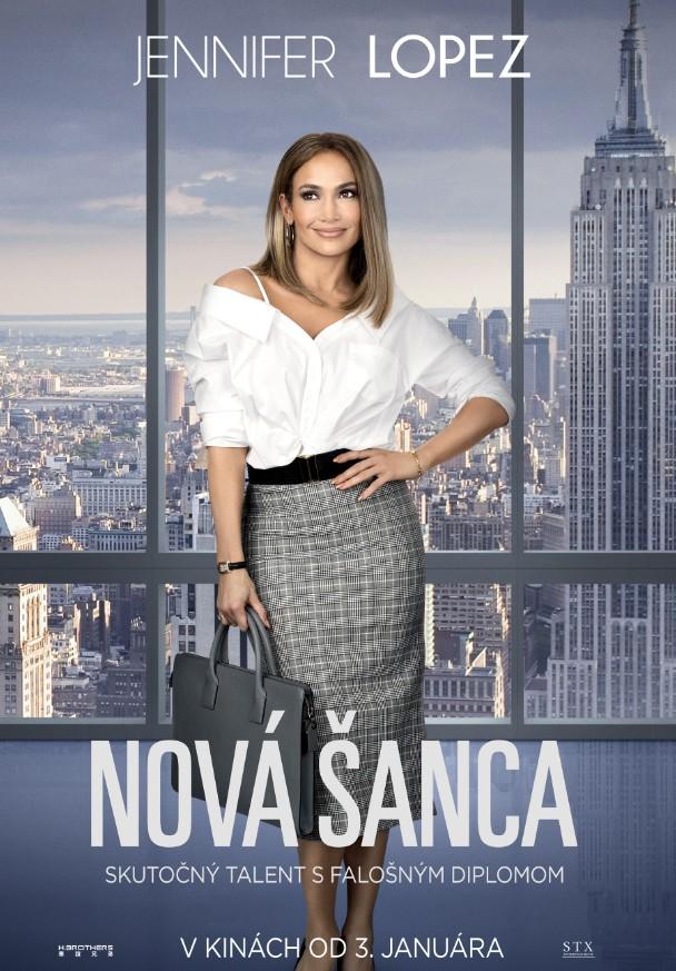 plagát k filmu Nová šanca