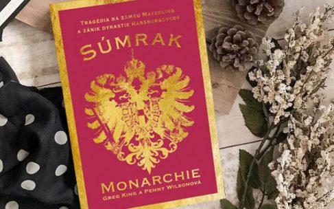 kniha Súmrak monarchie