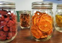 Sušenie ovocia azeleniny. Užitočné tipy atriky