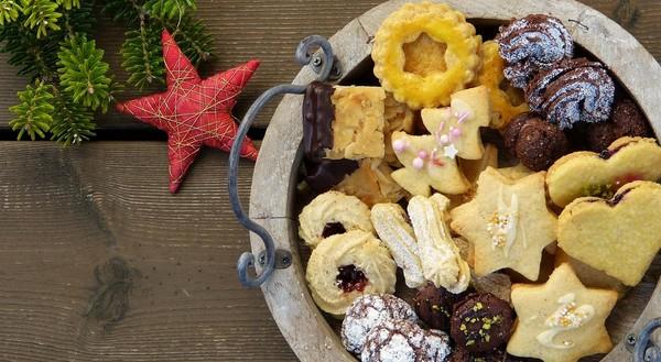 vianočné pečenie a kimbino