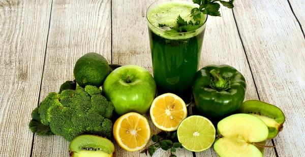 zelenina smoothie