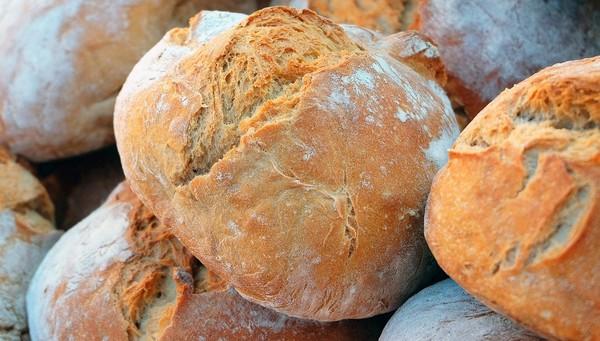 chrumkavý chlebík