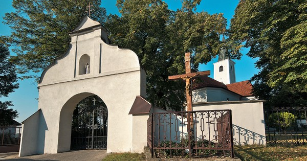 Kostol sv. Štefana Uhorského v Bernolákove.