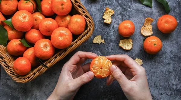 pomaranče a mandarínky
