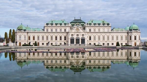 Belvedere Viedeň