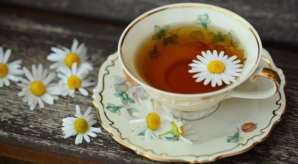 harmančekový čaj