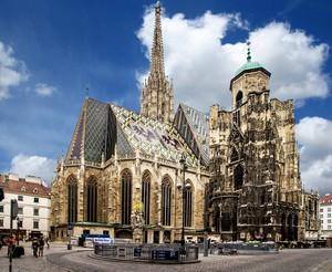 Stephansdom Viedeň